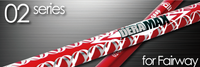 Deramax 02 Series Fairway Shaft