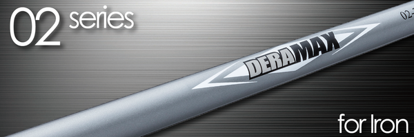 Deramax 02 Series Iron Shaft