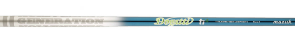 Muziik Dogatti Generation TI 4 driver shaft