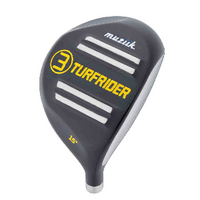 Muziik Turf Rider Fairway Wood Head