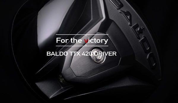 Baldo TTX 420 Driver head (headcover sold separately)
