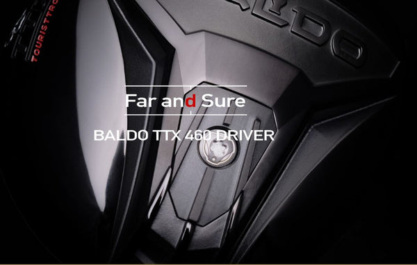 Baldo TTX 460 Driver head (headcover sold separately)