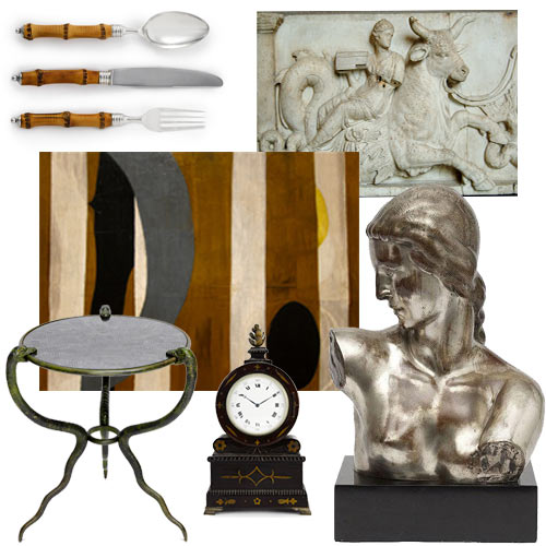 The Punctilious Mr. P's Place Card Co. guided shopping art, tables, cutlery, home accessories