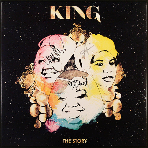King, the Story album cover