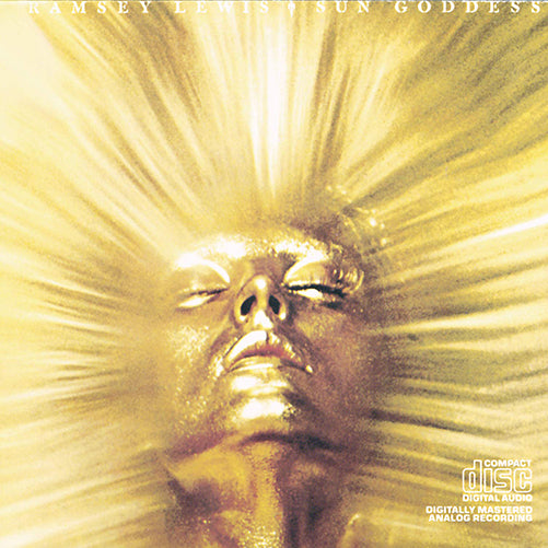 sungoddess album cover by earth, wind & fire