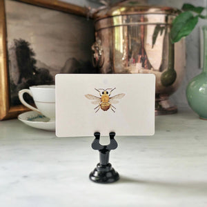 The Punctilious Mr. P's 'Spring Bees' place cards