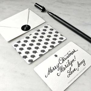 The Punctilious Mr. P's Calligrapher's Pen
