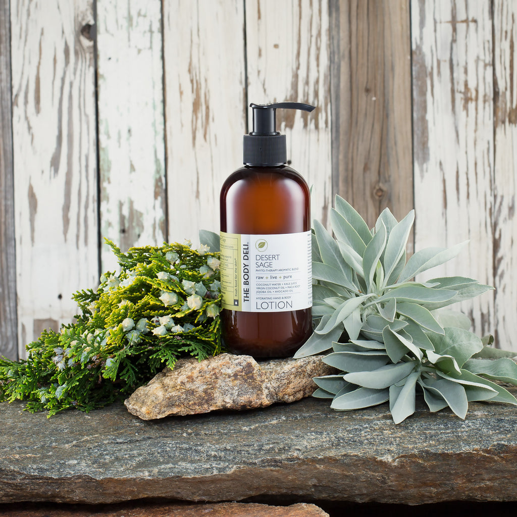 Desert Sage Body Lotion