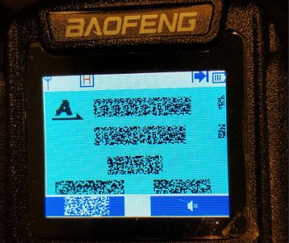 How to fix the blurred display after the firmware upgrade on DM 1701