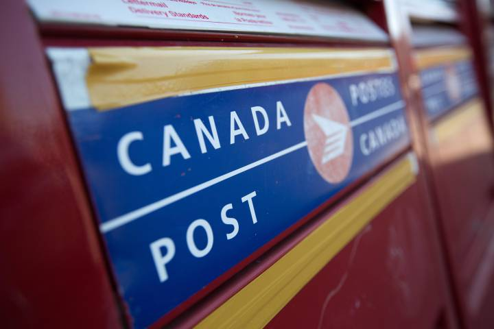 Canada Post Rotating Strike