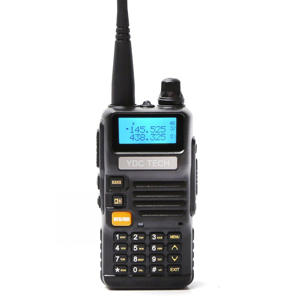 YDC Tech YD UV-2 Dual Band Two Way HAM Radio Amateur Radio