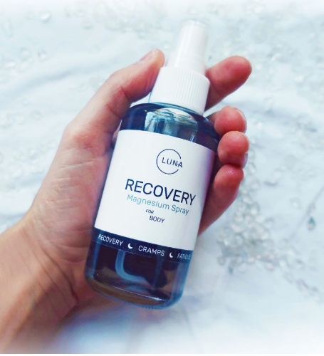 Recovery Mist - Magnesium and Black Tourmaline