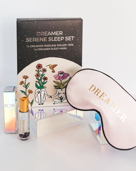 Bopo Dreamer sleep gift set