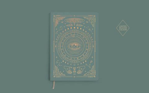 Magic of I - Journal | Teal