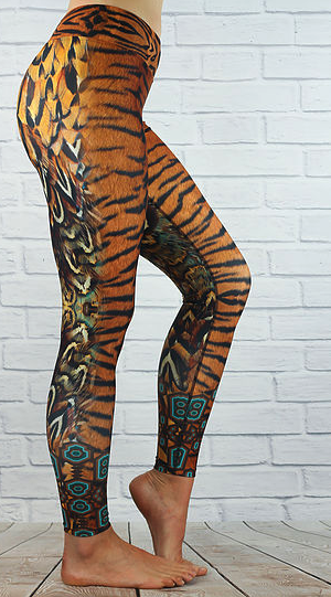 Tiger Leggings- Chimera II