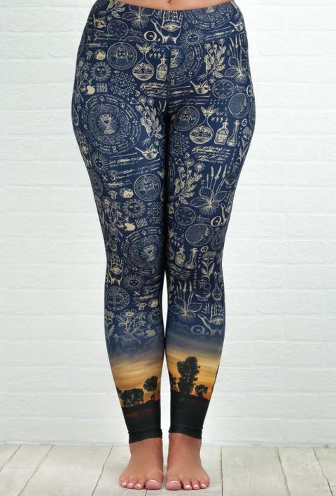 Bush Medicine Leggings