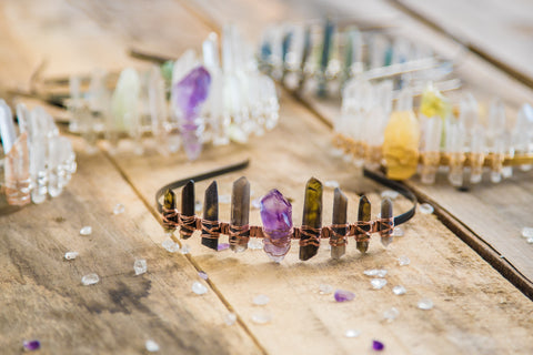 Design your own Crystal Crown