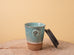 Travel Cup - Turquoise Earth