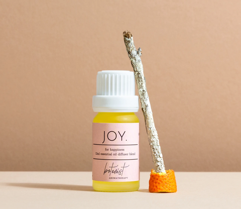 Joy essential oil diffuser blend