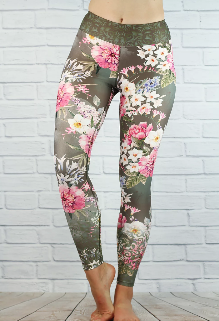 Bouquet legging