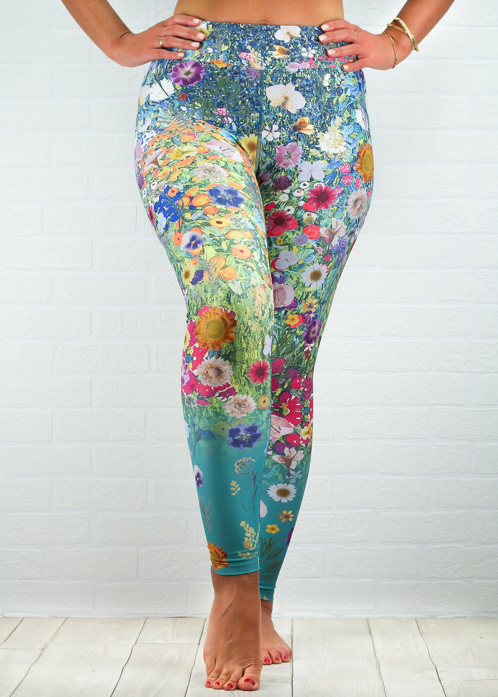 Artist's Garden Leggings