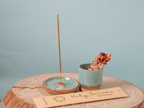Nourish your Home set - Turquoise Earth
