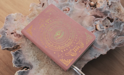 HALF YEAR 2020 MINI ASTROLOGICAL POCKET PLANNER | Magic of I