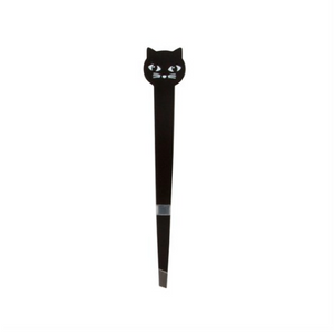 black cat tweezers
