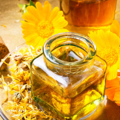 Calendula Infused Oil | Green Acre Scent | Made in Canada