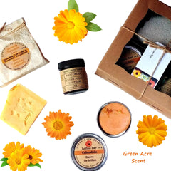 Skincare Products with Calendula | Green Acre Scent | Made in Canada