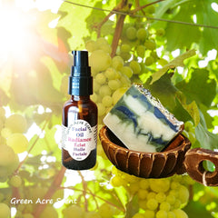 Grape seeds oil benefits for skin | Green Acre Scent
