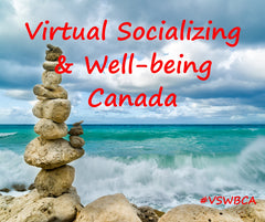 Virtual Socializing & Well-being Canada | Green Acre Scent