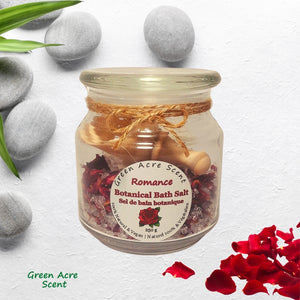 Bath Salts Romance | Green Acre Scent