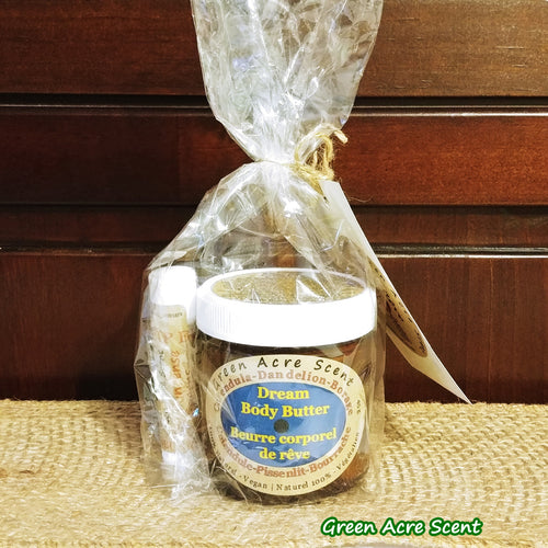 Gift Set Dream - Green Acre Scent | Botanical Skincare Products