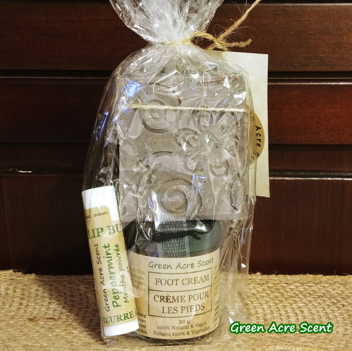Set Fresh - Green Acre Scent | Botanical Skincare Products