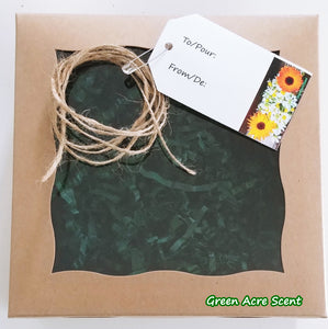 Custom Gift Box - Green Acre Scent