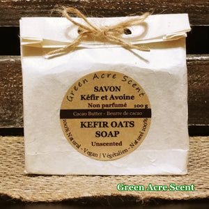 Kefir Oats Soap