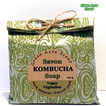 Kombucha Soap - Green Acre Scent | Botanical Skincare Products
