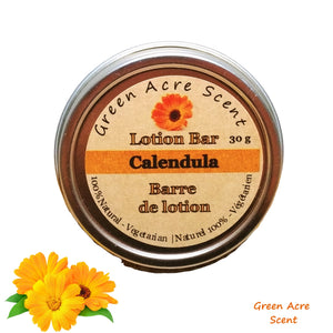 Lotion Bar - Calendula