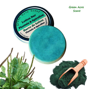 Barre Lotion - Plantain & Spiruline