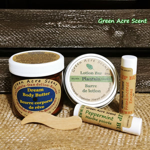 Be Active Set - Green Acre Scent | Botanical Skincare Products