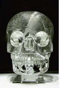 Mystery of the See-Shell Crystal Skulls