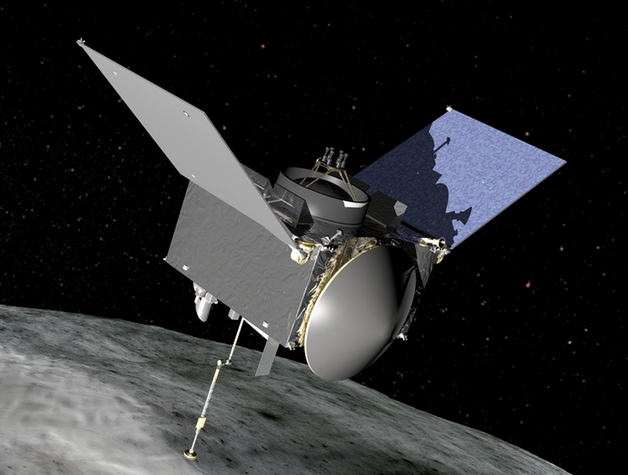 Will OSIRIS REx Teams with AI to Provide You with Prosperity?
