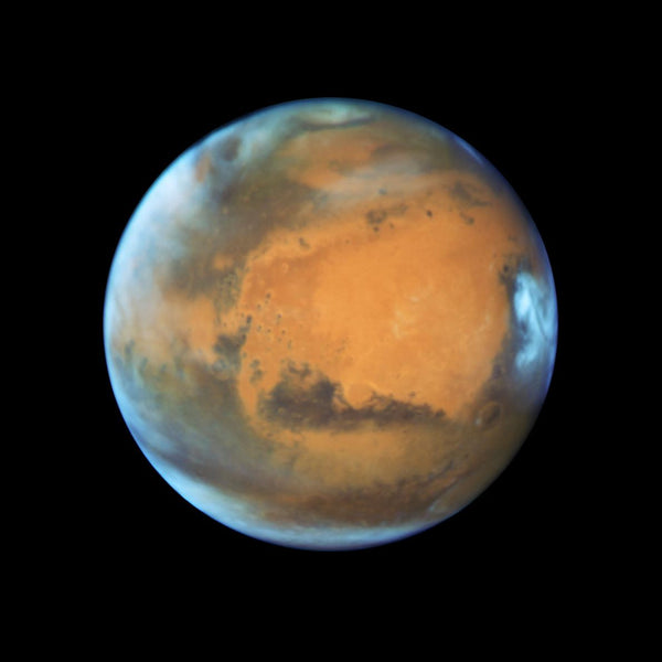 Red Planet Mysteriously Disappears Obscuring Emerging Technologies