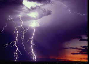 The Course of Thunder:  His Revelation is Beginning?