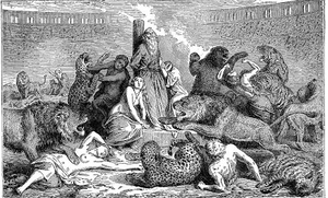 Ten Plagues:  God's Playbook Embedded Within the Judgment Plague of Wild Beasts