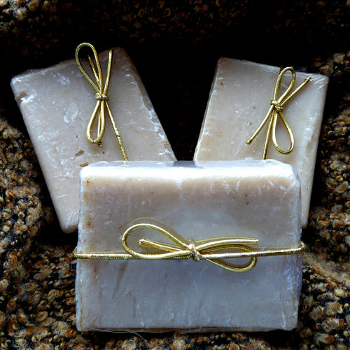Bay Rum and Chocolate Kinder Goat Milk Soap