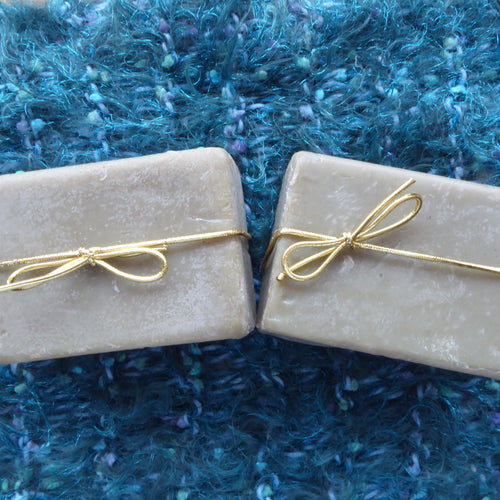 Bay Rum and Sea Clay Kinder Goat Milk Soap