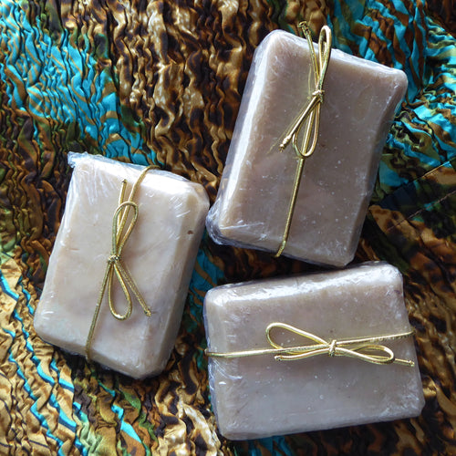 Bay Rum with Rhousell Clay Kinder Goat Milk Soap