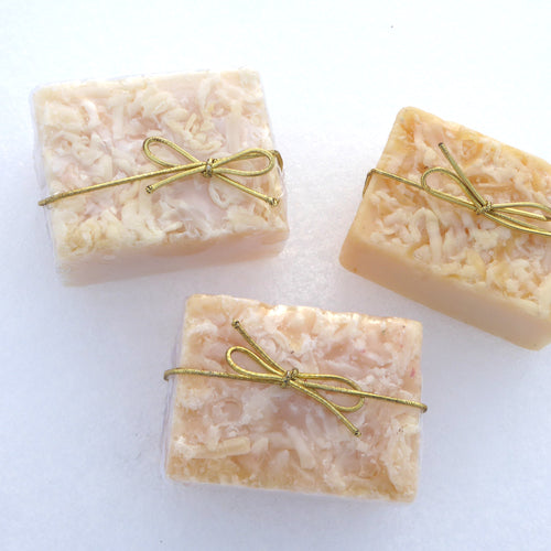Classic Ivory Peppermint Kinder Goat Milk Soap